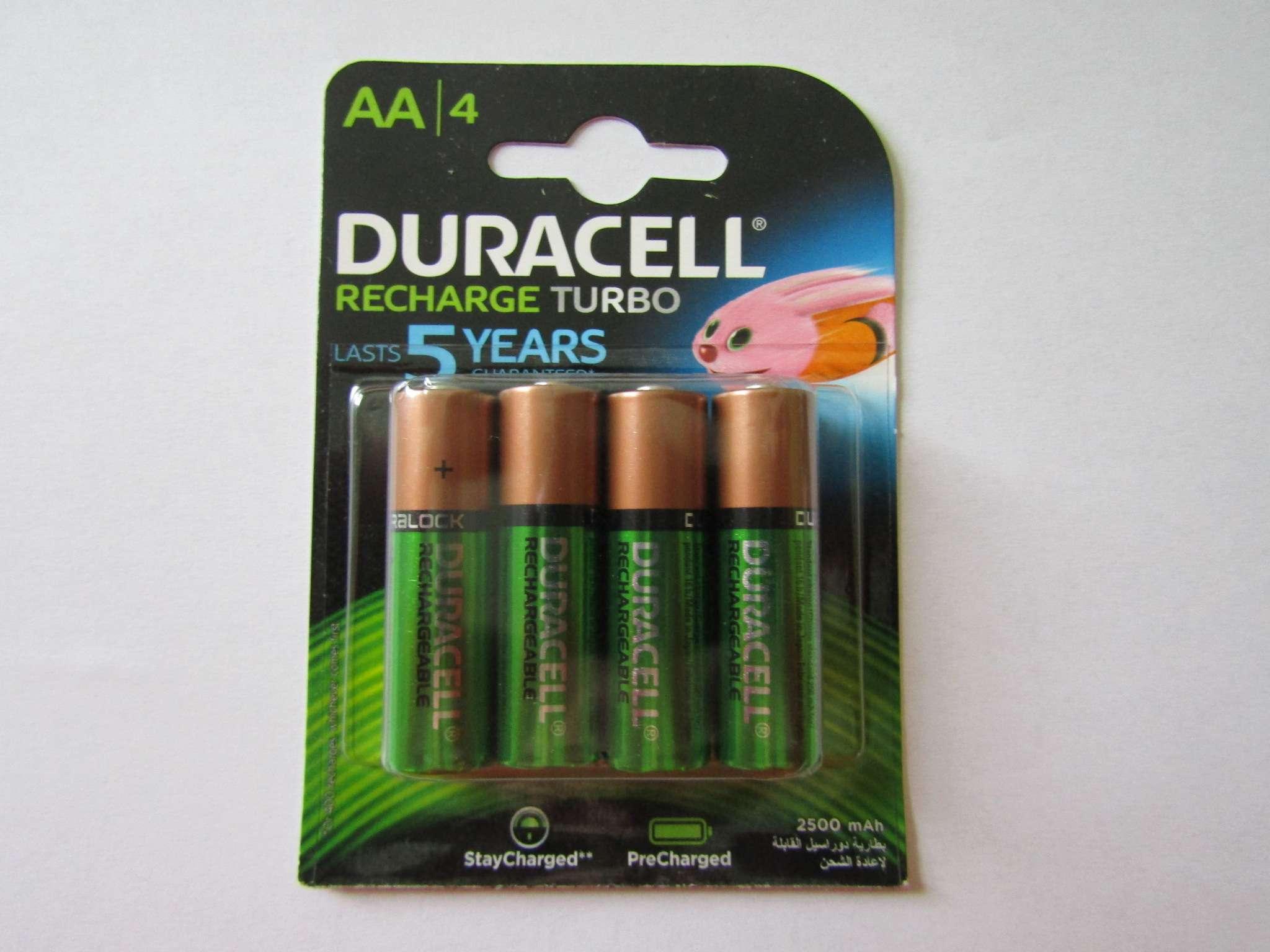 40x Aa 2500mah Nickel-hydrure Métallique Batterie Duracell Ar1543-afficher Le Titre D'origine Pxgjfaqq-07155330-746247052